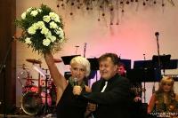 Klára Vavříková a gratulační (nebo-li dárková) kytice, kterou uvázala za necelé 3 minuty!