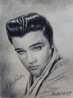 Elvis - autor Filip Kudrnáč